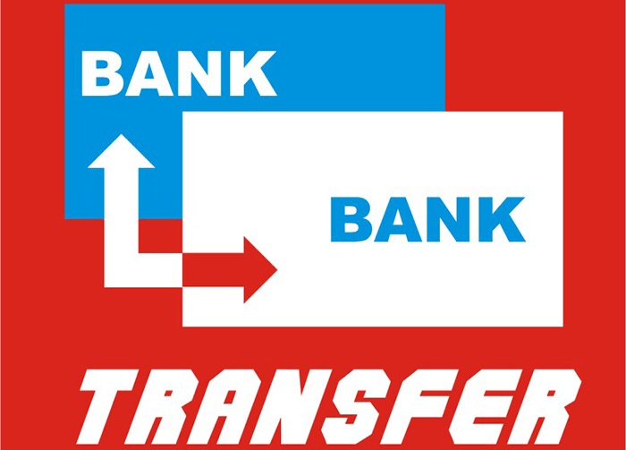 casino with bank transfer