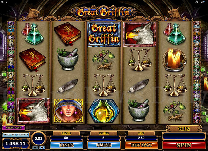 Great-Griffin-video-tragaperras-microgaming