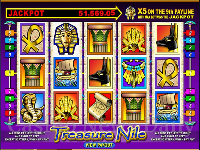 Treasure-Nile-tragaperras