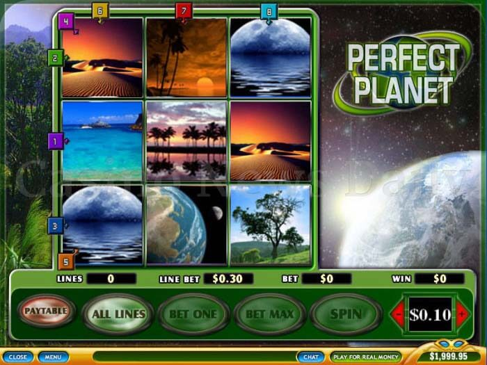 Perfect-Planet-Slot-playtech