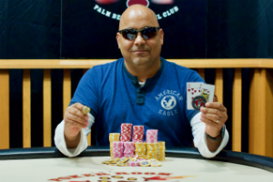 Raminder Singh gana el 2016/17 WSOP Circuit Palm Beach Kennel Club $1,675 Main Event