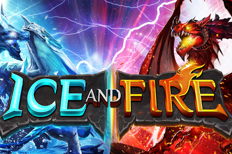 DreamTech Gaming lanza su tragaperras Ice and Fire con YG Masters de Yggdrasil