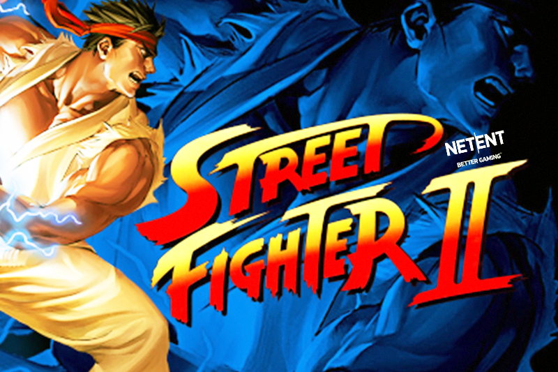 NetEnt aumenta su cartera de juegos de marca con Street Fighter II: Tragaperras World Warrior