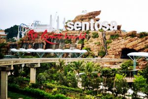 Resorts World Sentosa podría beneficiarse de la investigación de blanqueo de capitales de Marina Bay Sands