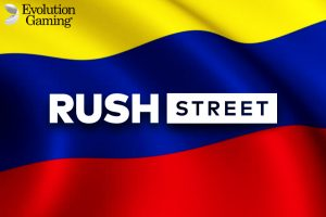 Evolution extiende la asociación de Rush Street con el lanzamiento de First Person Games en Colombia