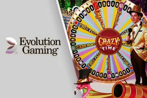 Evolution lanza Crazy Time, el