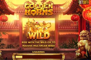 Betsoft lanza reciente tragamonedas de casino Golden Horn