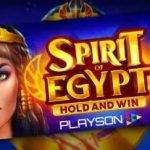 Playson lanza Spirit of Egypt: Hold and Win