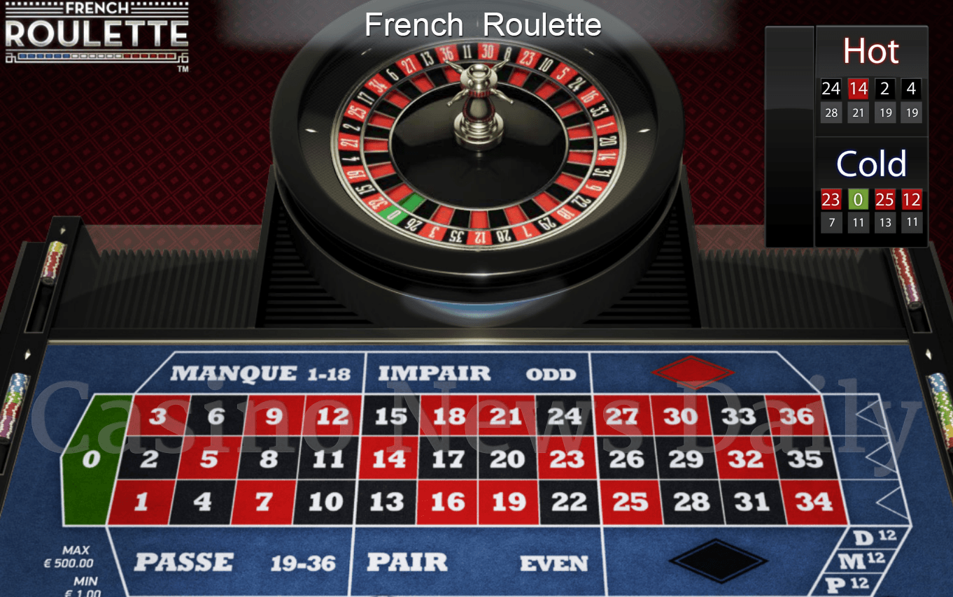Fr Roulette â French Roulette â Learn The Rules And Play